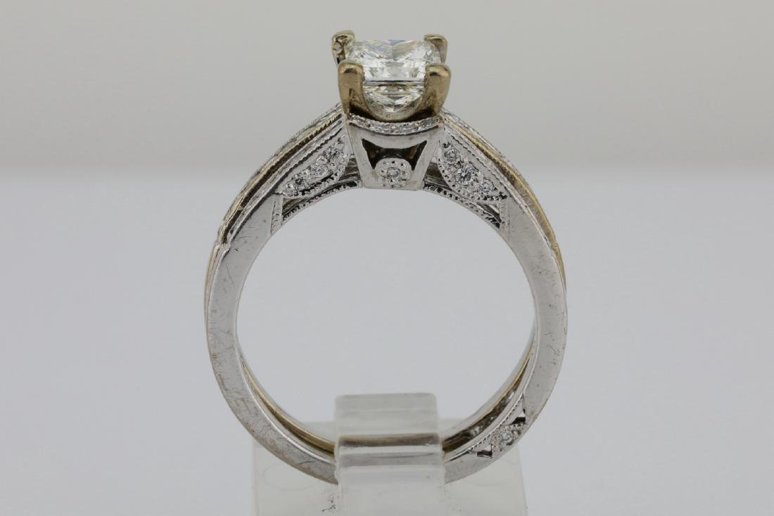 Tacori 1.60ctw VS2-SI1/G-H Diamond 18K Ring/Band - 5