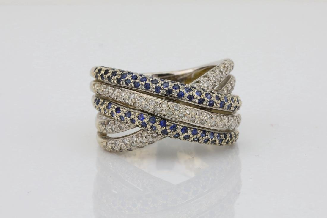 1.25ctw SI1-SI2/G-H Diamond 14K 10.5mm Wide Band