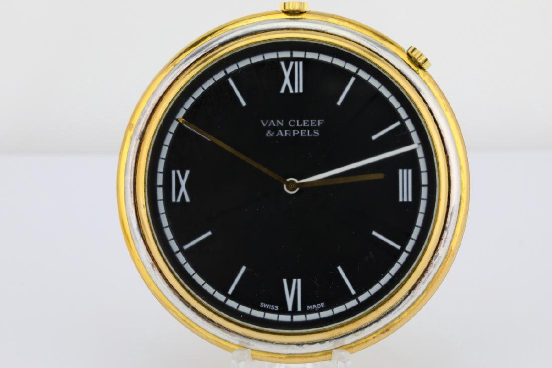 Van Cleef & Arpels Vintage Travel Alarm Clock