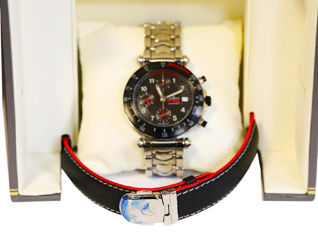 Philippe Charriol Diablo SVR Lamborghini Watch - 10