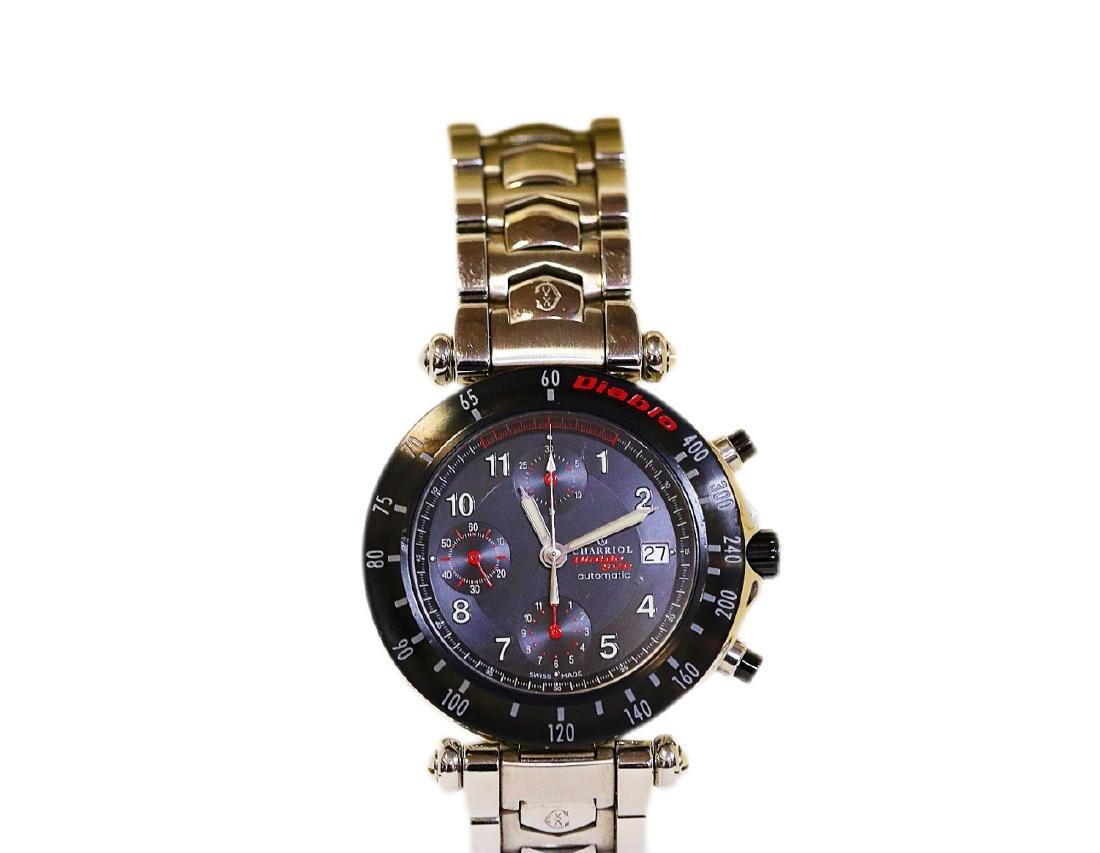 Philippe Charriol Diablo SVR Lamborghini Watch - 2