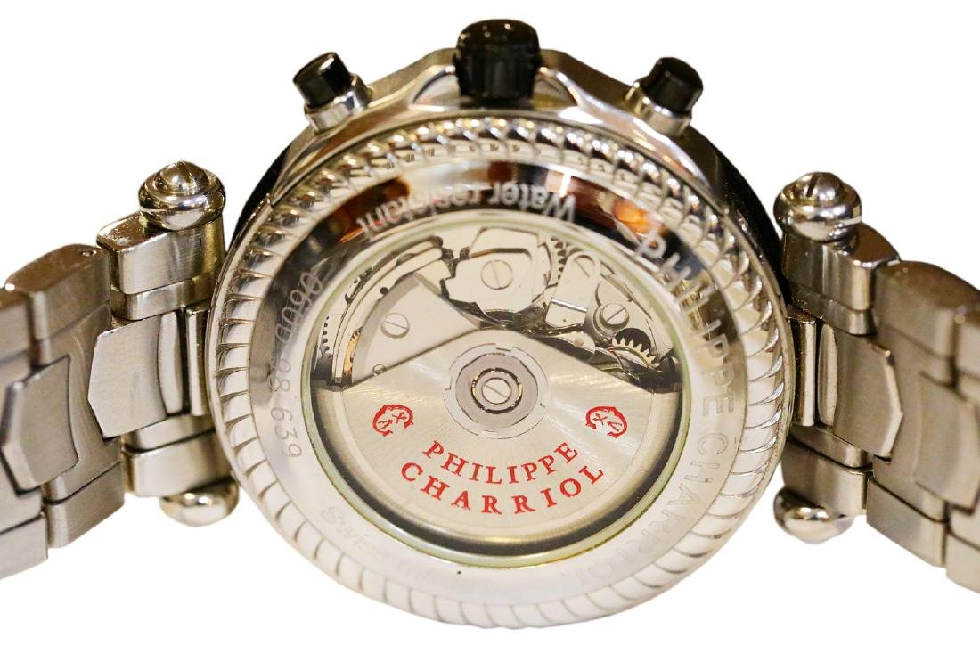 Philippe Charriol Diablo SVR Lamborghini Watch - 8