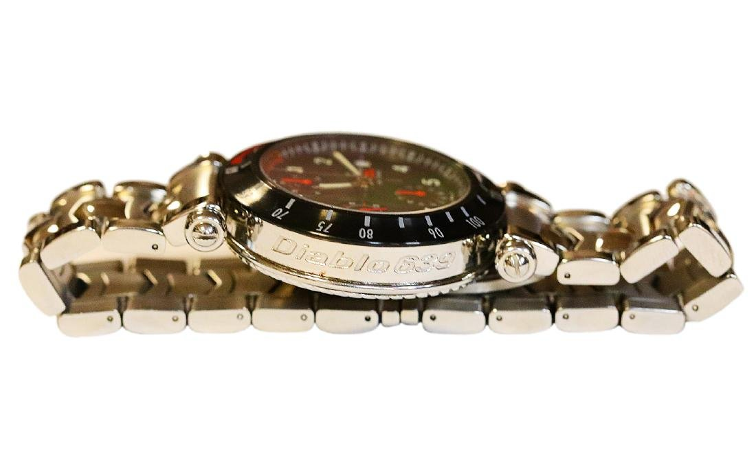 Philippe Charriol Diablo SVR Lamborghini Watch - 9