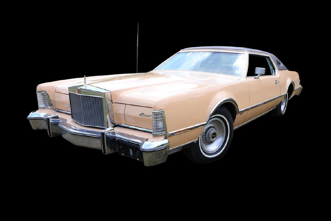 Elvis Presley Gifted Lincoln Continental Mark IV