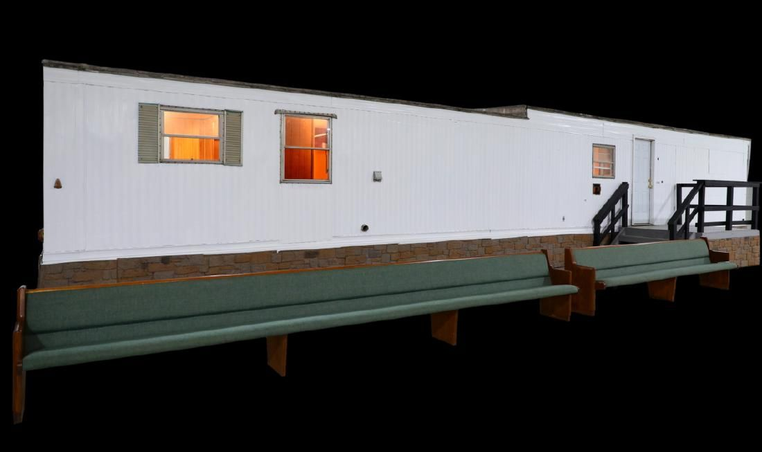 Elvis Presley's Circle G Ranch Mobile Home