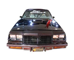 Fast & Furious (2009) 1987 Buick Grand National