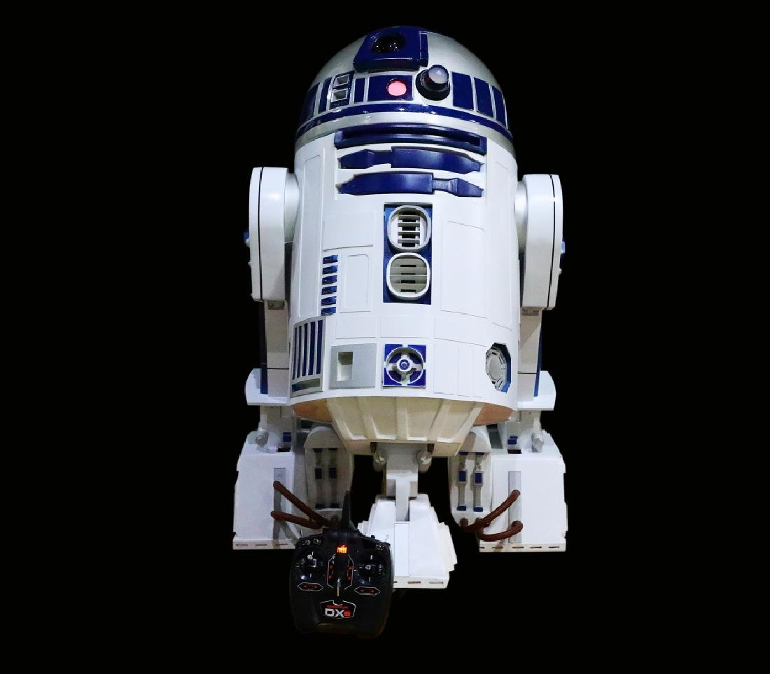 Star Wars Life Size Remote Controlled R2D2