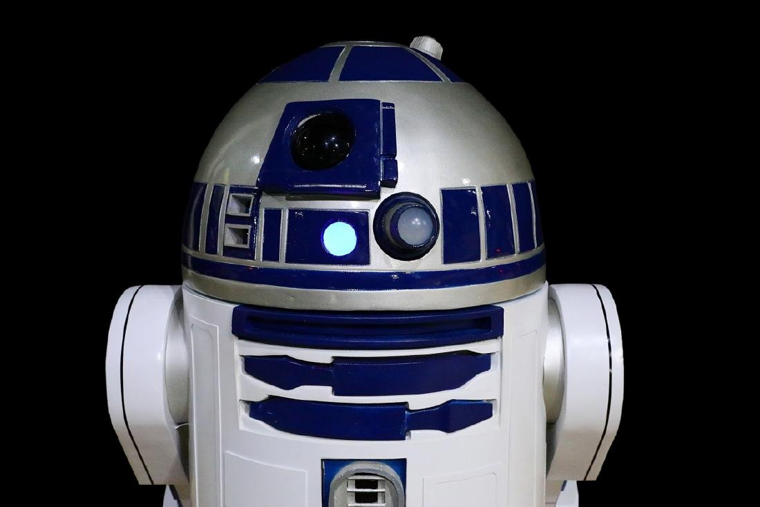 Star Wars Life Size Remote Controlled R2D2 - 2