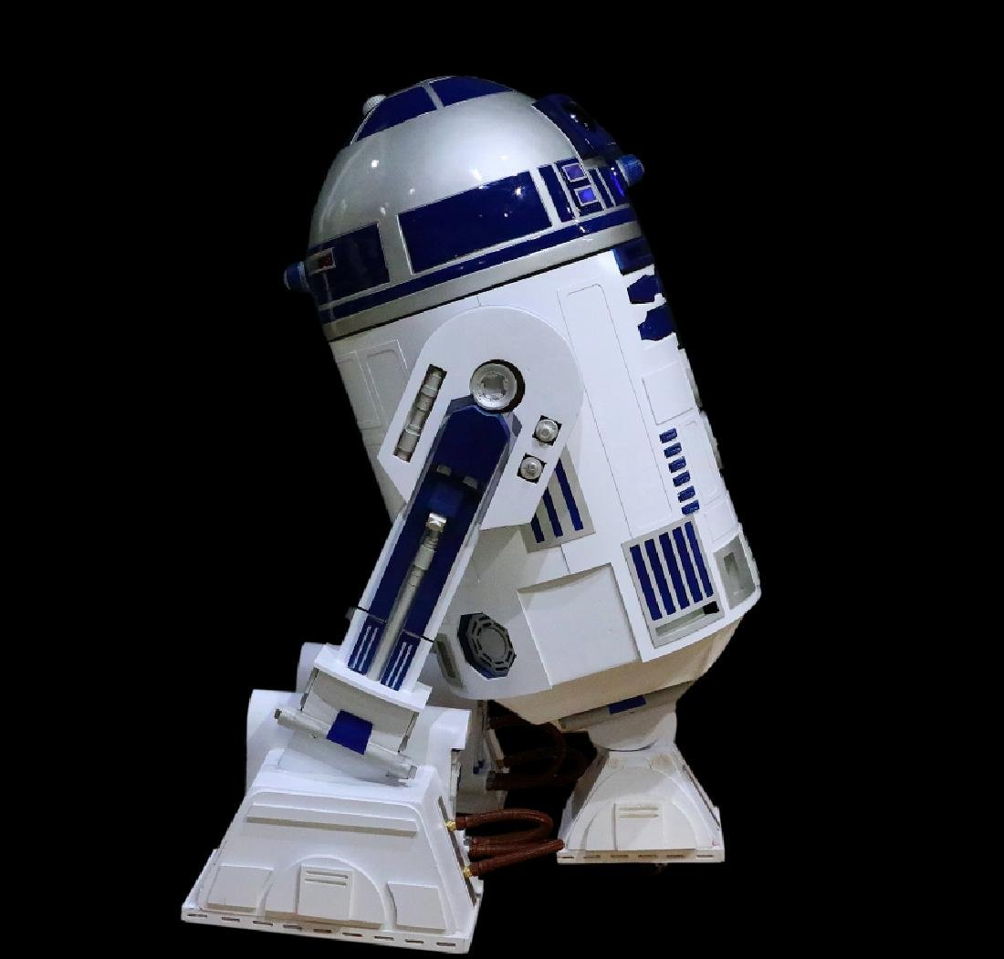Star Wars Life Size Remote Controlled R2D2 - 5