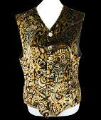 Prince's Versace Paisley Vest Acquired From Mayte