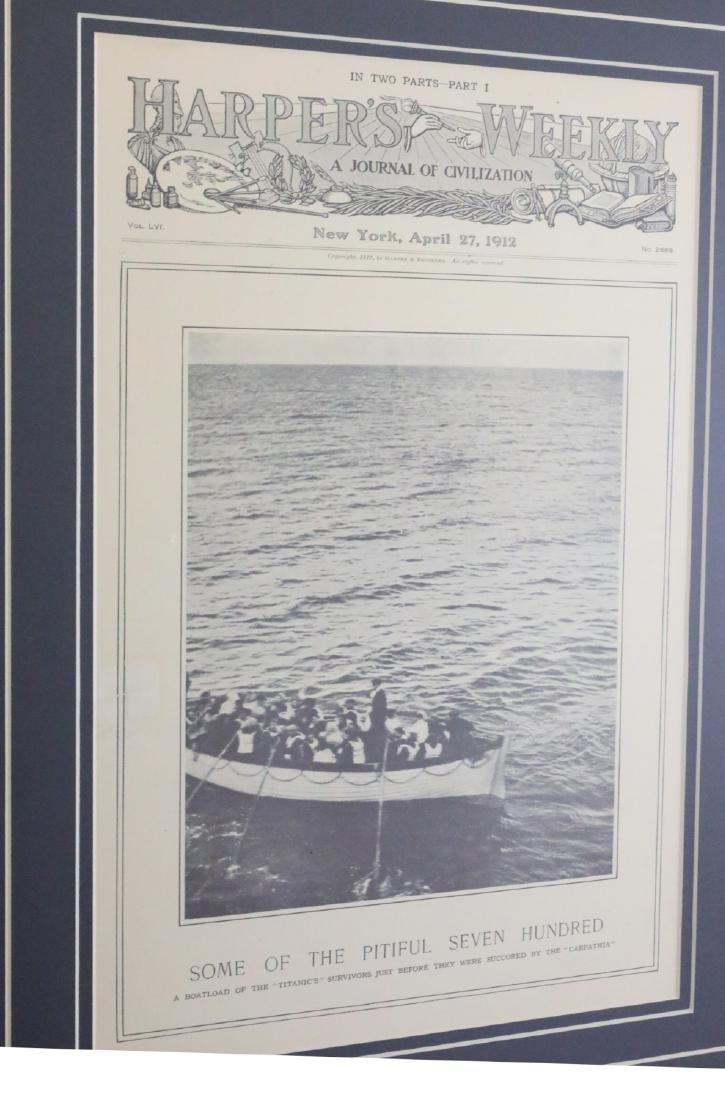 Titanic Last Survivor Millie Dean Signed Photograph - 3