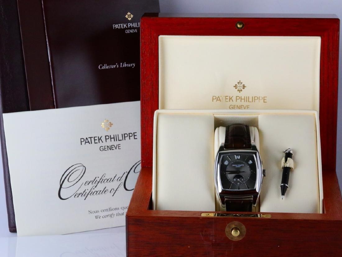 Patek Philippe 18K Calandario in Box W/Papers