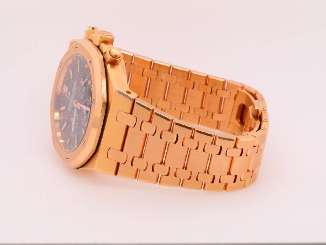 Audemars Piguet Royal Oak Chronograph 18K Watch - 4
