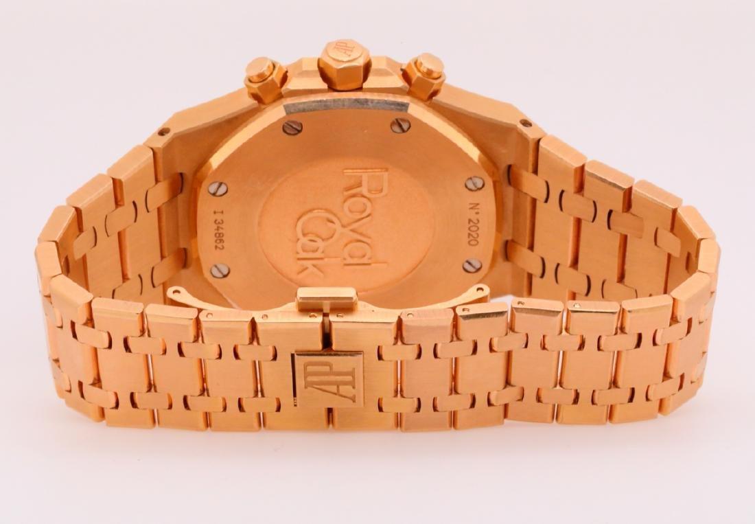 Audemars Piguet Royal Oak Chronograph 18K Watch - 6
