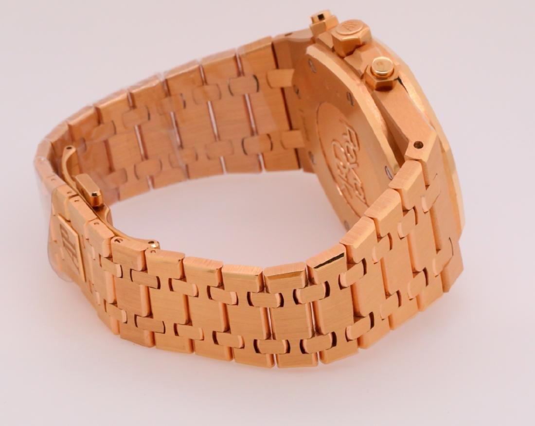 Audemars Piguet Royal Oak Chronograph 18K Watch - 5