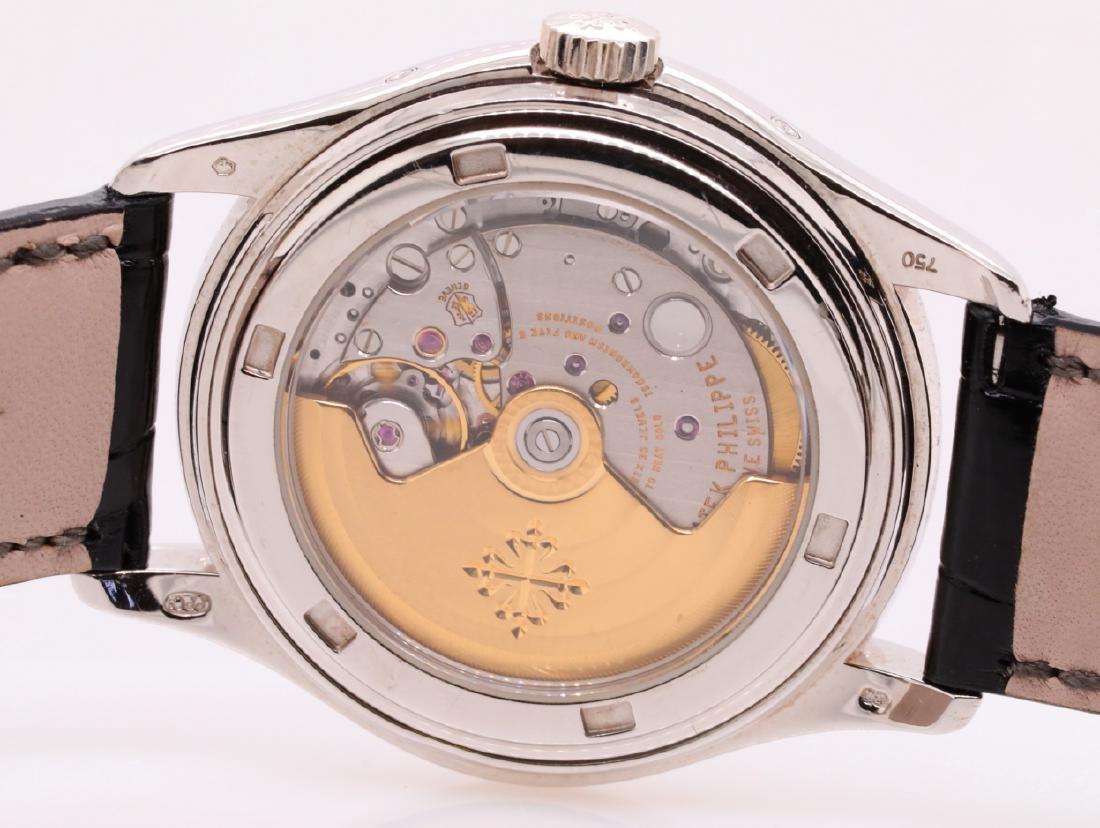 Patek Philippe Annual Calendar Moon Phase 18K Watch - 7