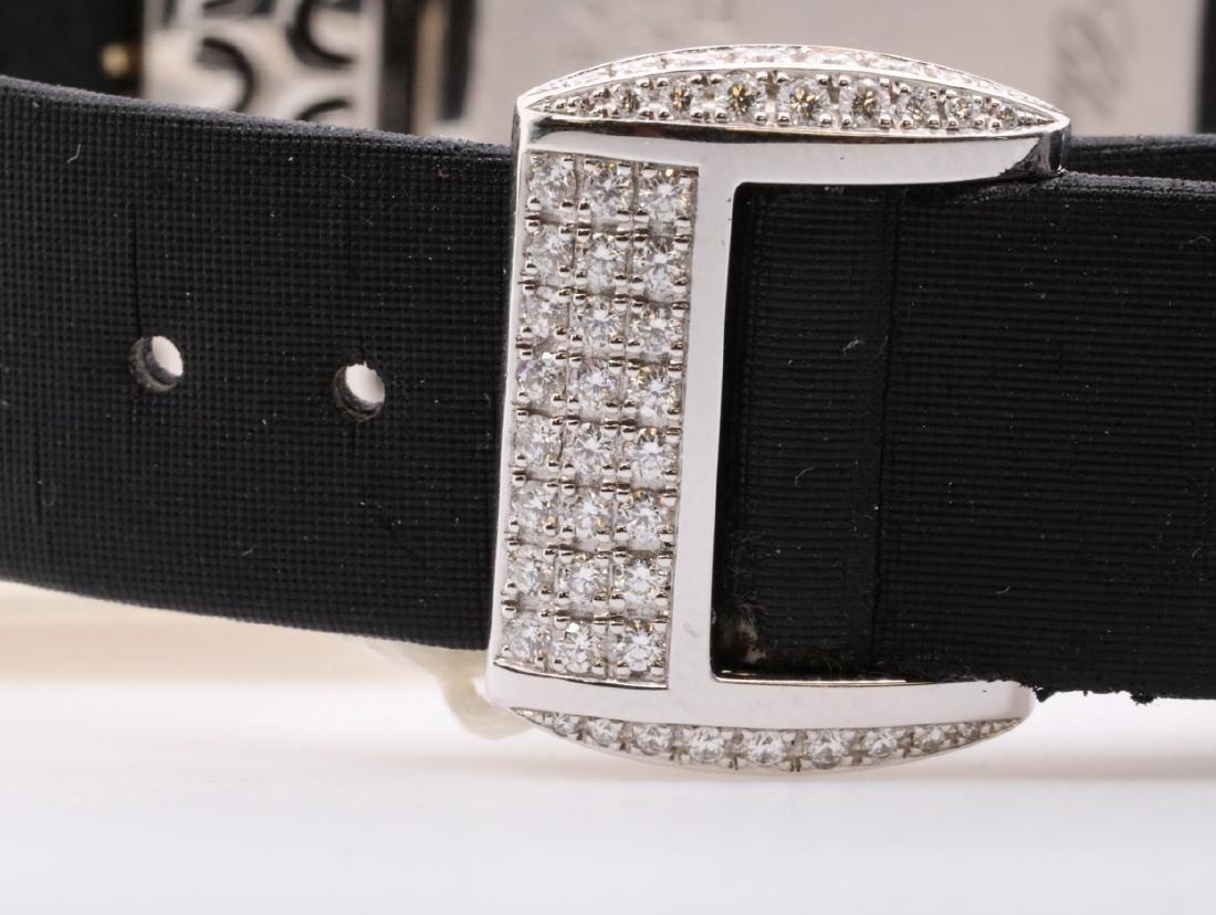 Chopard 10.49ctw Diamond & 18K Watch W/Papers - 8