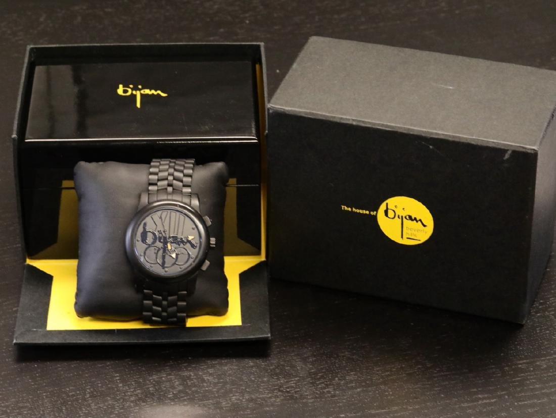 House of Bijan Royal Way Limited Edition Watch