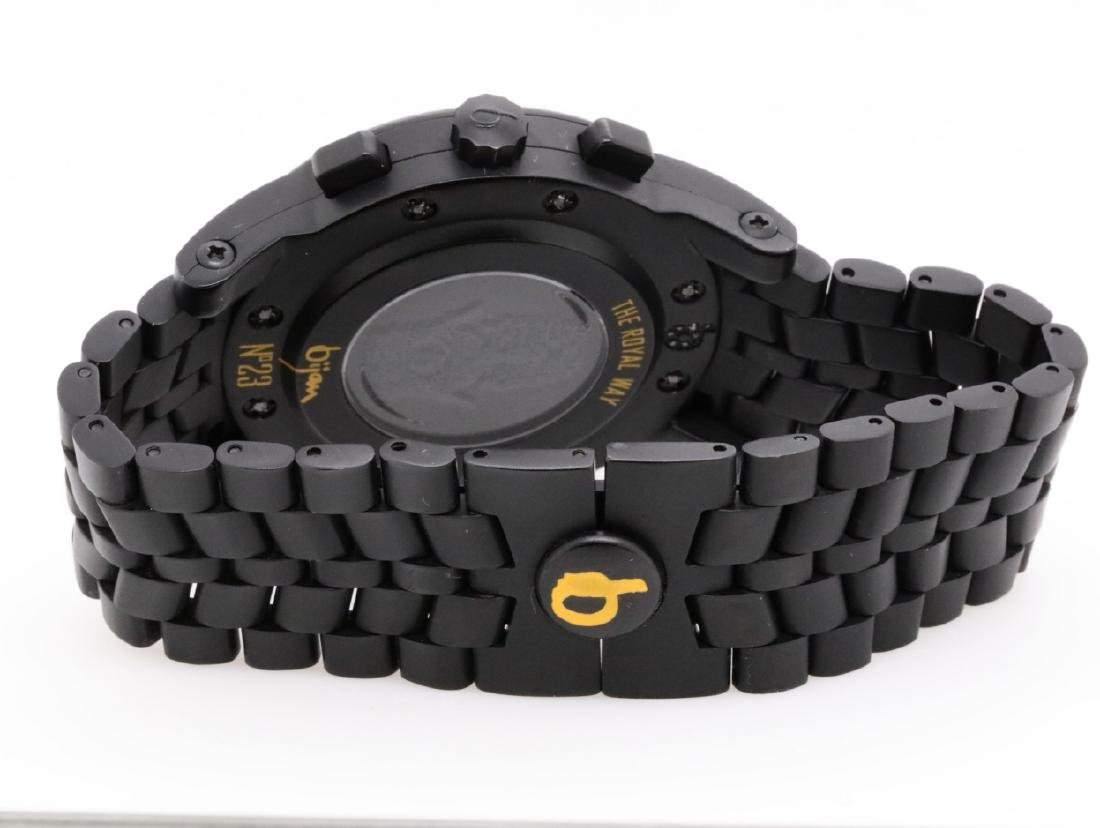 House of Bijan Royal Way Limited Edition Watch - 6