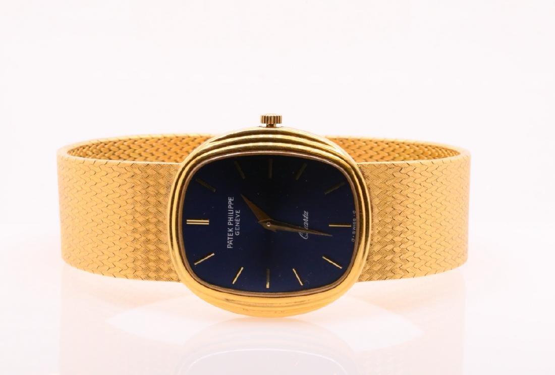Patek Philippe Vintage Golden Ellipse 18K Watch