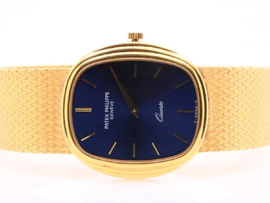 Patek Philippe Vintage Golden Ellipse 18K Watch - 2