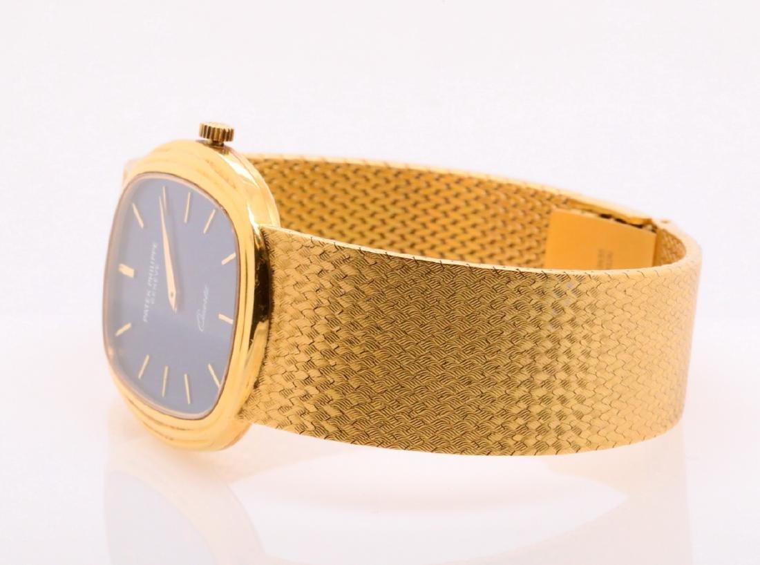 Patek Philippe Vintage Golden Ellipse 18K Watch - 3