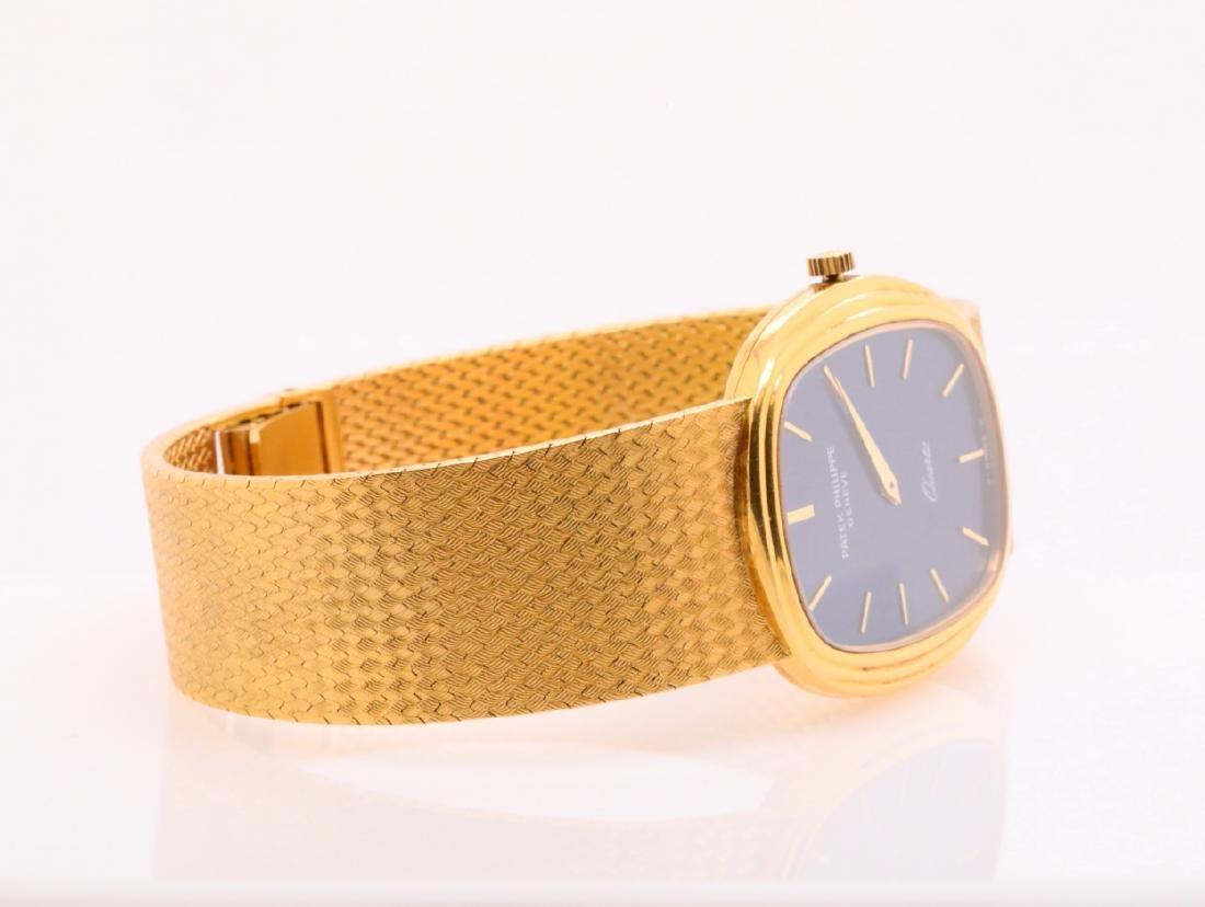 Patek Philippe Vintage Golden Ellipse 18K Watch - 4