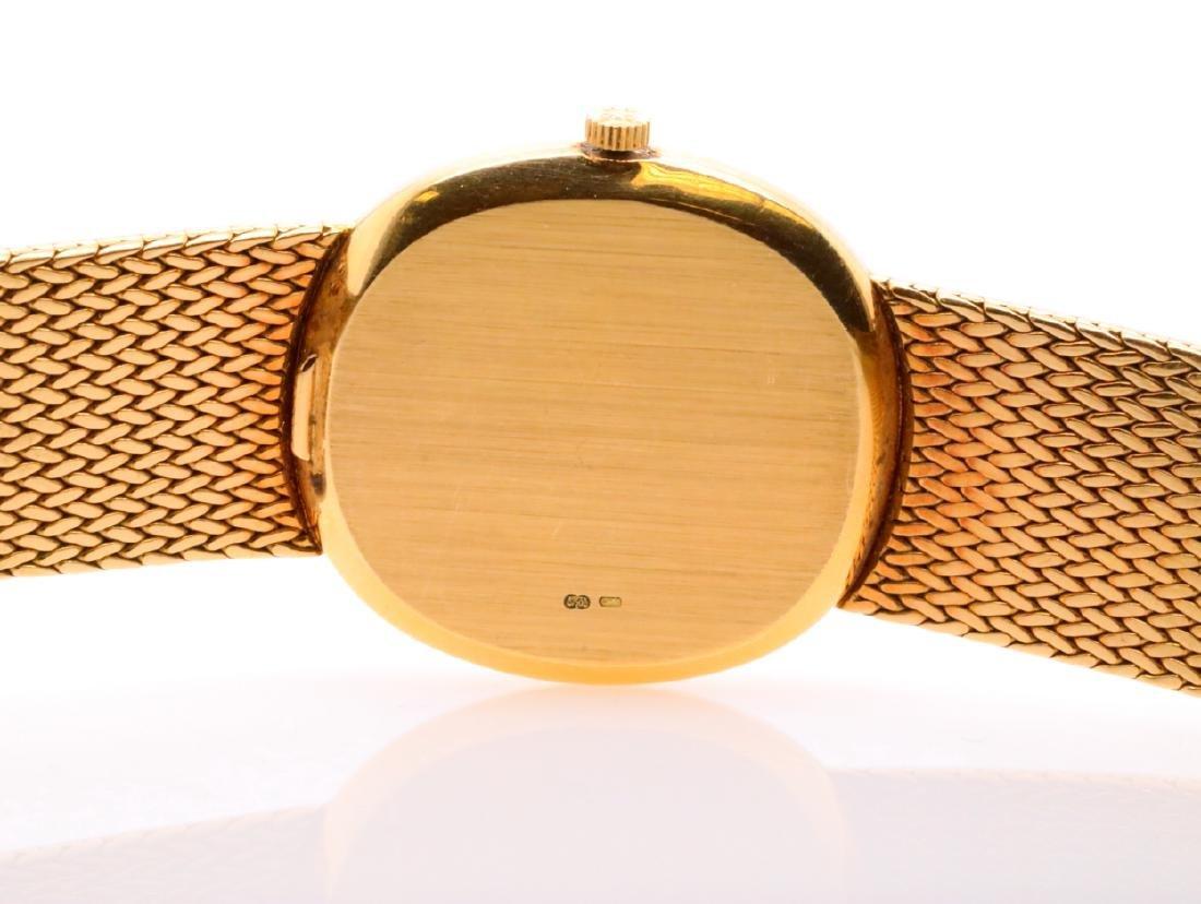 Patek Philippe Vintage Golden Ellipse 18K Watch - 7