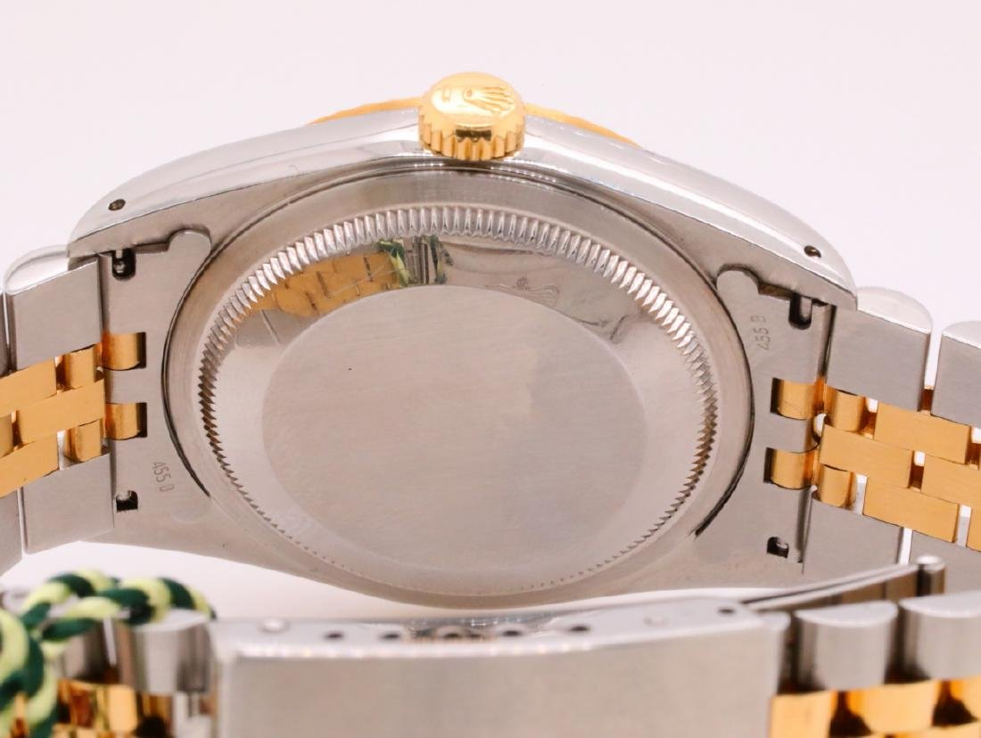 Rolex 1993 Datejust 18K & Stainless Steel Watch - 6