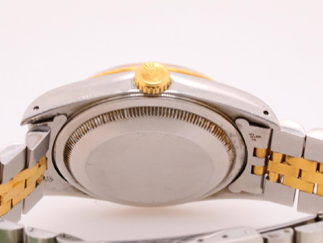 Rolex 1989 Datejust 18K & Stainless Steel Watch - 7