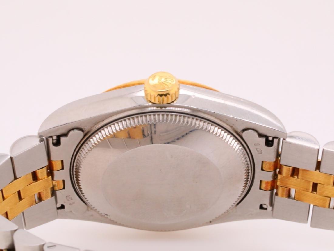 Rolex 1993 Datejust 18K & Stainless Steel Watch - 7