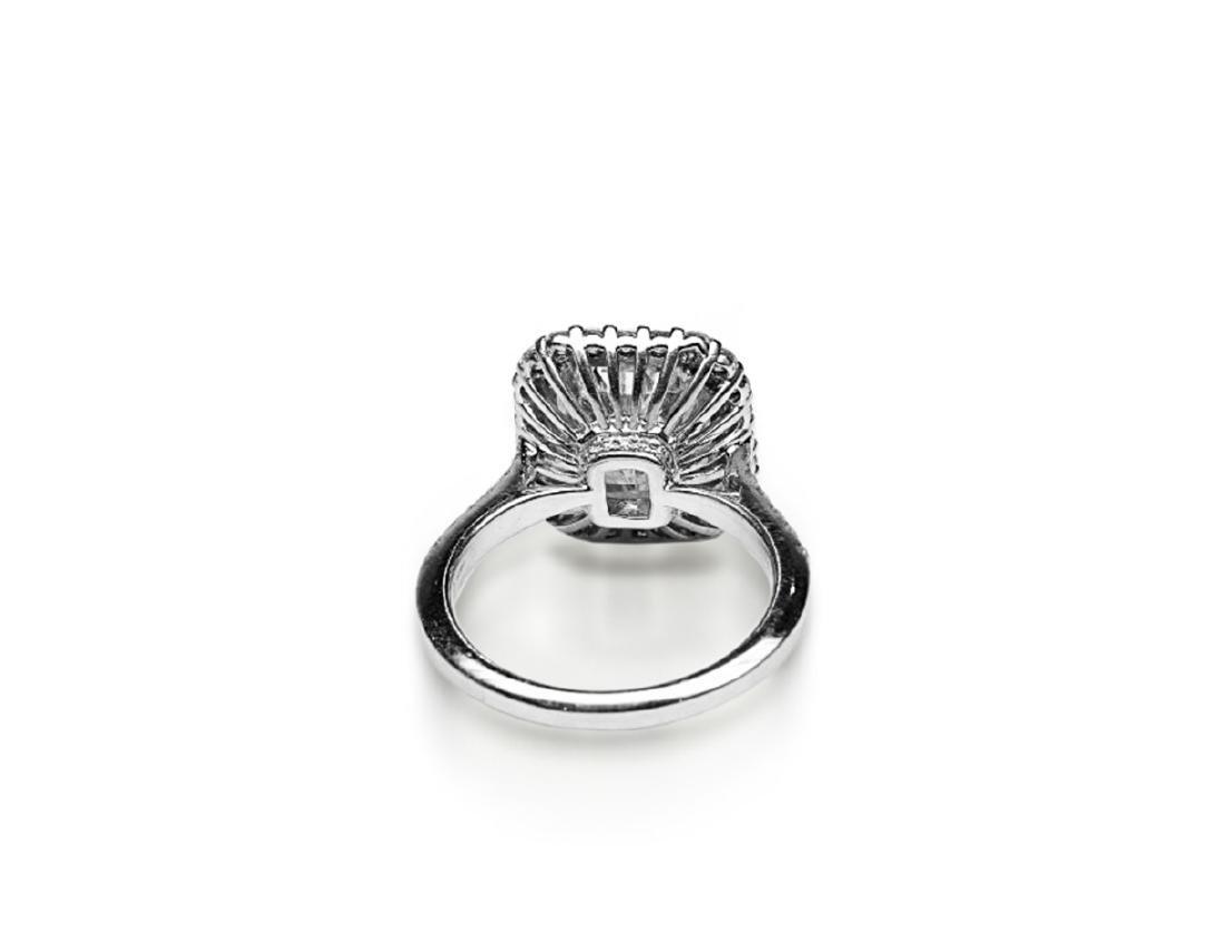 5ct GIA VS1/E Diamond, 0.80ctw Diamond 18K Ring - 7