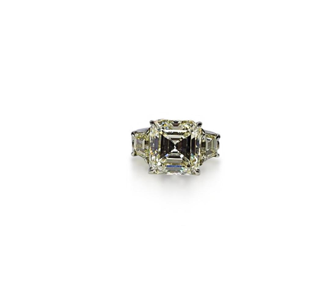 8.60ct GIA VVS2/K Diamond in Platinum Setting
