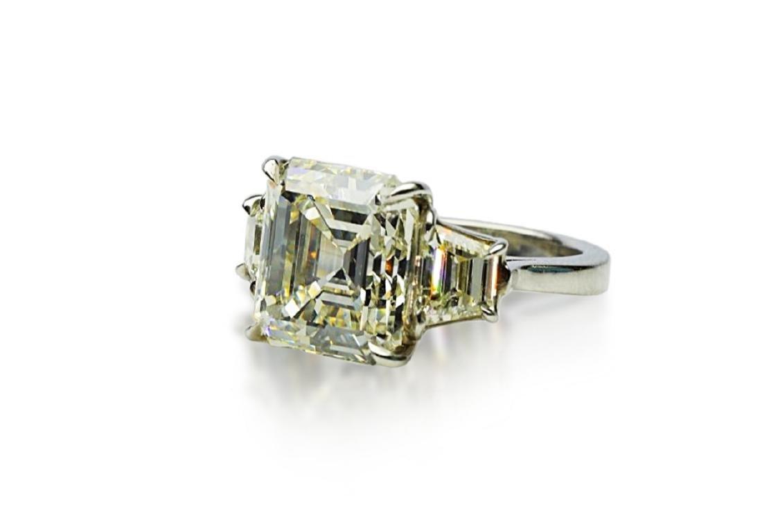 8.60ct GIA VVS2/K Diamond in Platinum Setting - 3