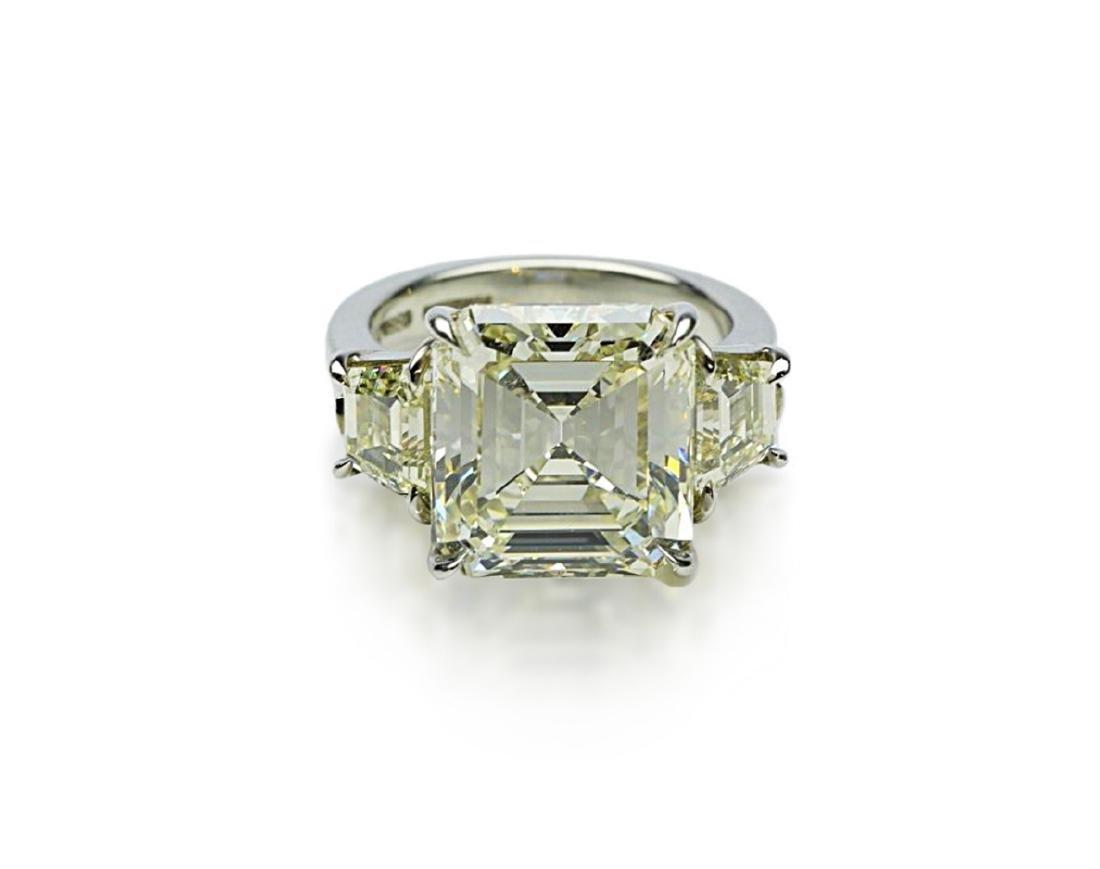 8.60ct GIA VVS2/K Diamond in Platinum Setting - 5