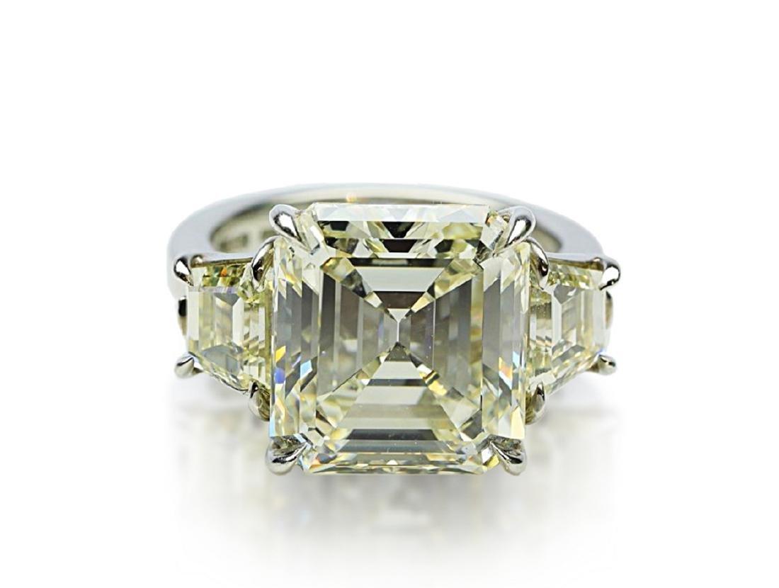 8.60ct GIA VVS2/K Diamond in Platinum Setting - 6