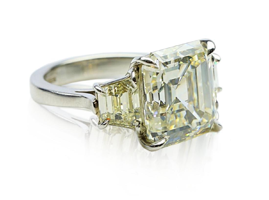 8.60ct GIA VVS2/K Diamond in Platinum Setting - 8