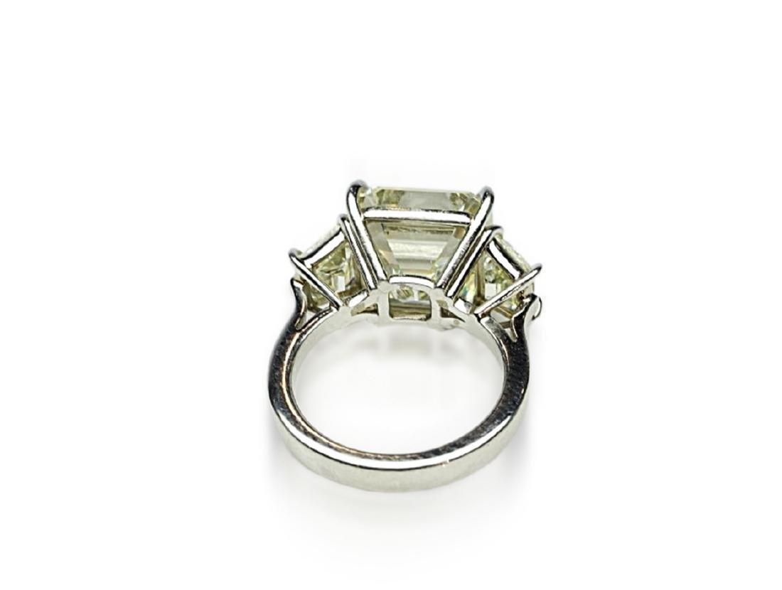 8.60ct GIA VVS2/K Diamond in Platinum Setting - 9