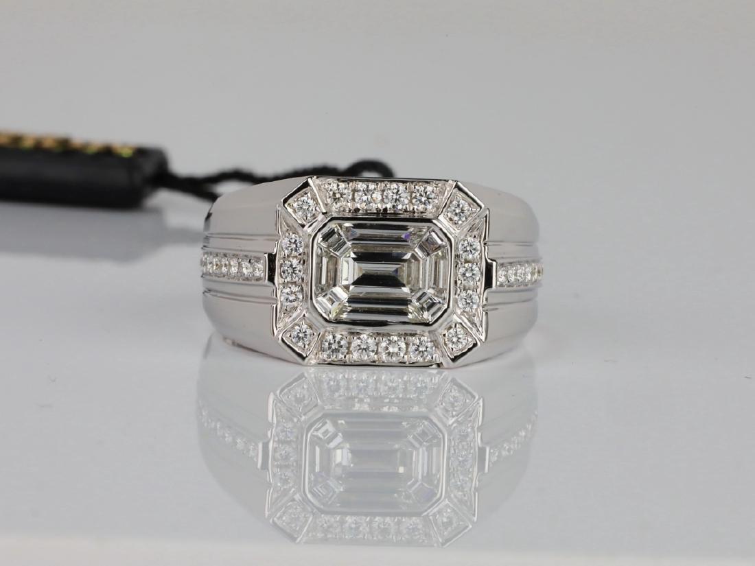 Modani 2.65ctw VS2-SI1/G-H Diamond & 18K Ring - 2