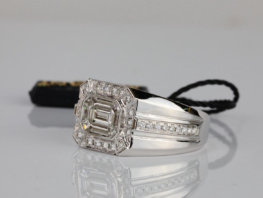 Modani 2.65ctw VS2-SI1/G-H Diamond & 18K Ring - 3