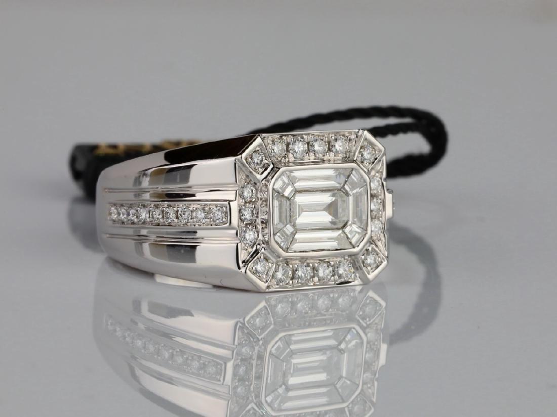 Modani 2.65ctw VS2-SI1/G-H Diamond & 18K Ring - 4