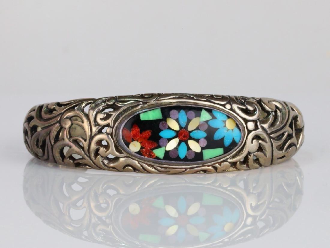 Carolyn Pollack for Relios Sterling Silver Bracelet