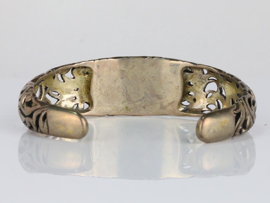 Carolyn Pollack for Relios Sterling Silver Bracelet - 4
