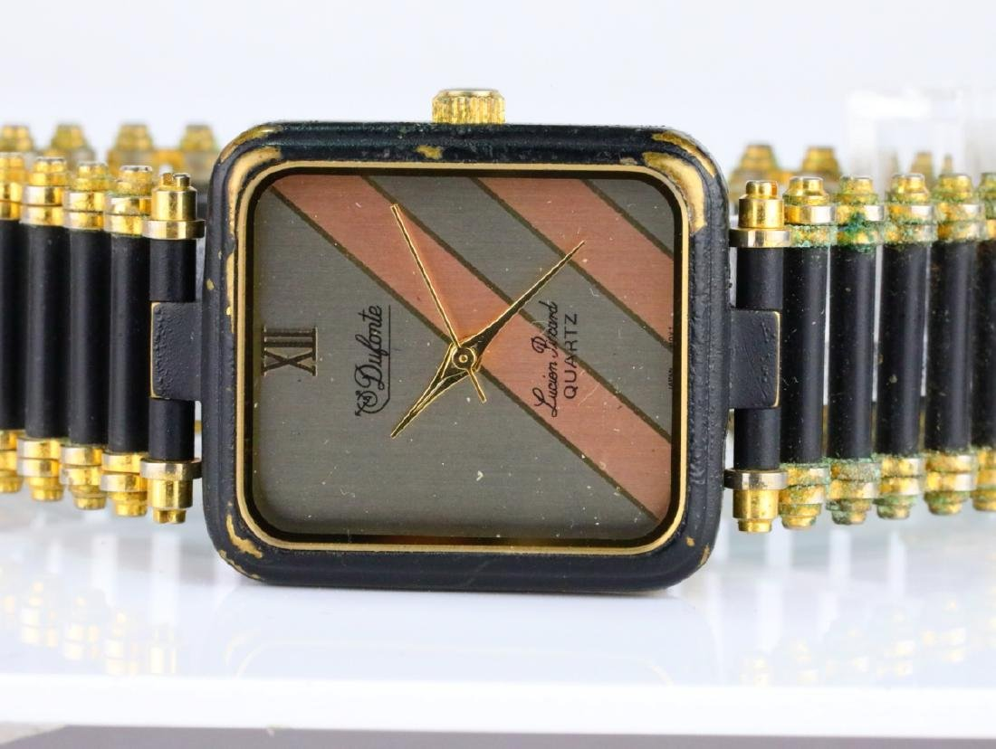 Lucien Piccard Wristwatch in Box W/Booklets - 3