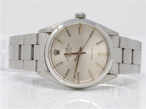 Rolex 1978 Oyster Perpetual Air King 34mm Ss Watch