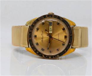Elvis Presley's Mathey-Tissot Automatic Watch