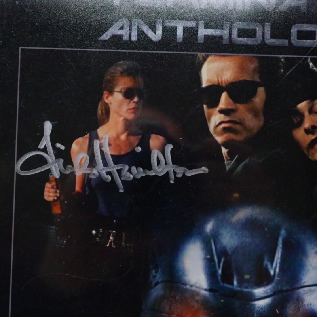 The Terminator Cast Signed Photograph W/COA - 3