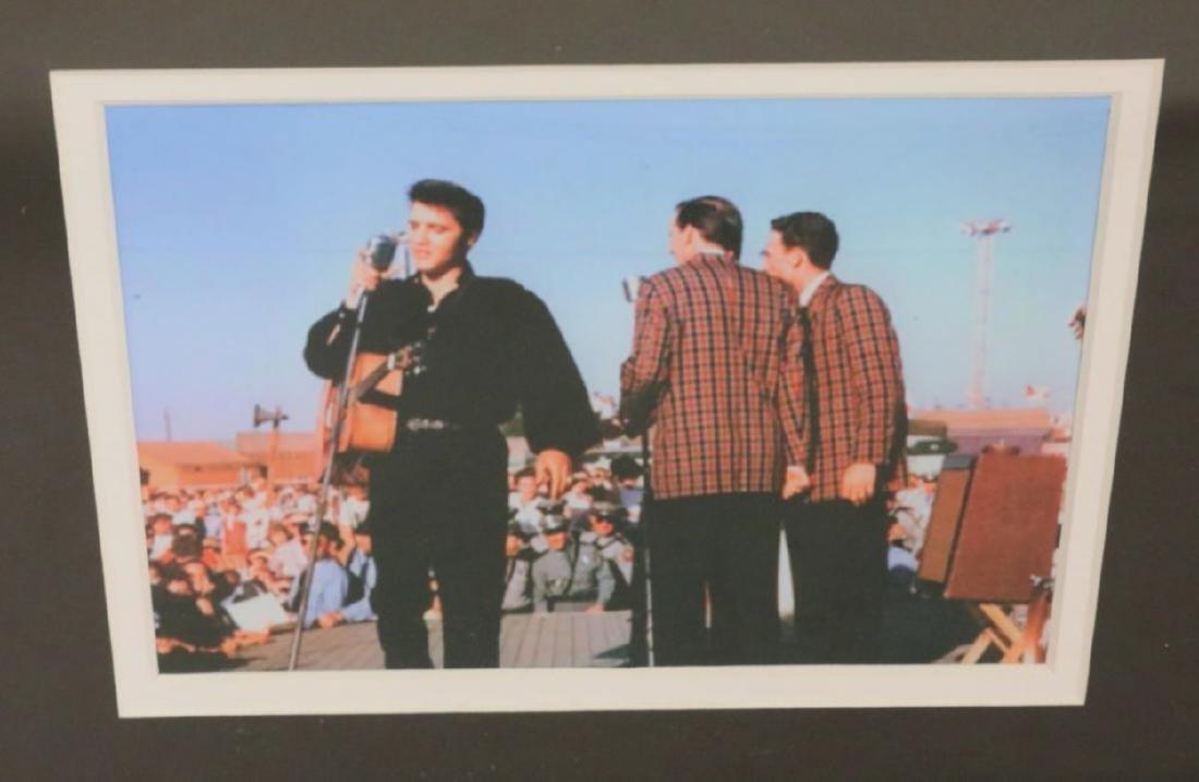 Elvis Presley 1956 Tupelo Elvis Presley Day Concert - 4