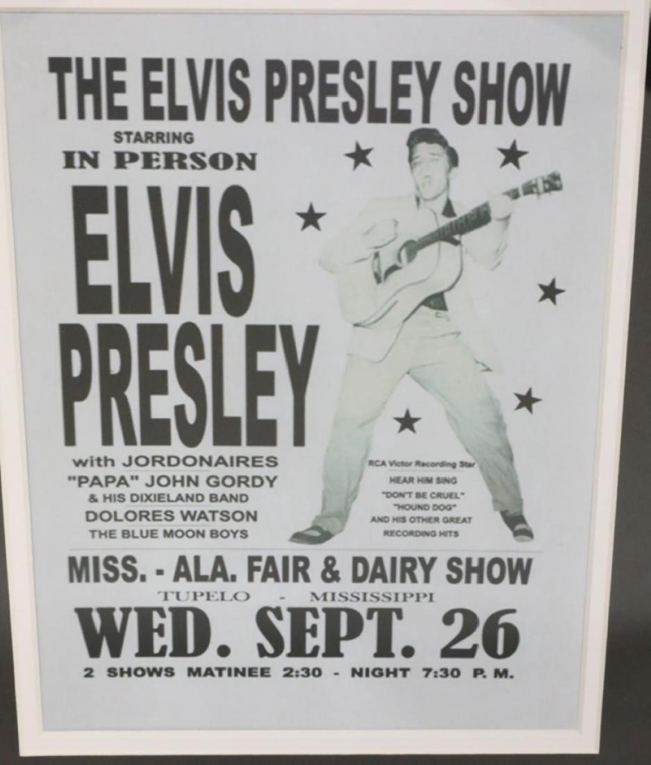 Elvis Presley 1956 Tupelo Elvis Presley Day Concert - 5