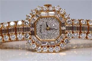 Rolex One of a Kind 32ctw Diamond 18K Watch